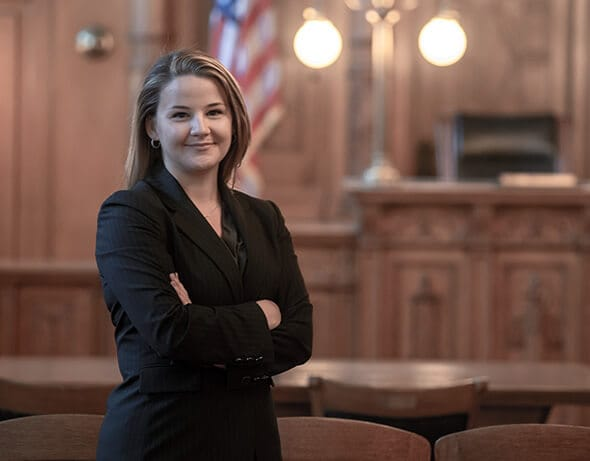 Alexis Austin, Owner and Attorney