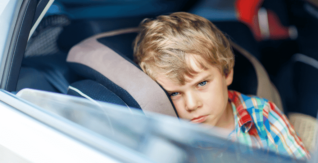Arrested For DUI With A Child In The Car? The Penalties Could Be Severe