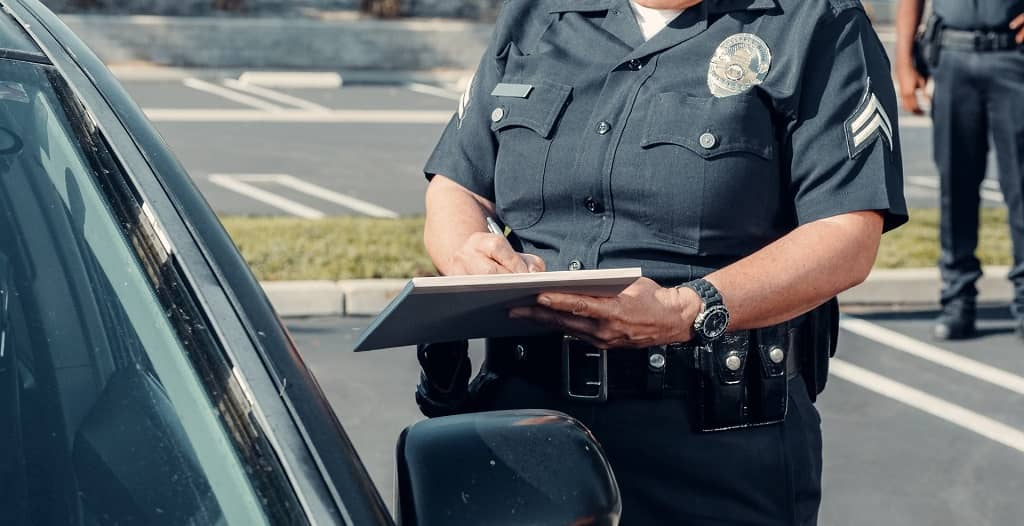 What Happens If I Get A Traffic Ticket in Colorado and I live Out of State?